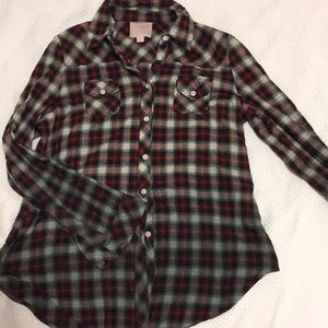 High end flannel